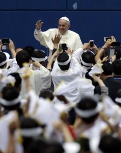 SKOREA-VATICAN-POPE-RELIGION