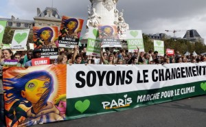 FRANCE-CLIMATE-DEMO