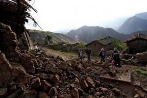 PERU-EARTHQUAKE