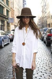 เสื้อเชิ้ต-สีขาว-LSK-กางเกงยีนส์-Paige-กระเป๋า-Givenchy-รองเท้า-Zara-หมวก-Worth-and-Worth