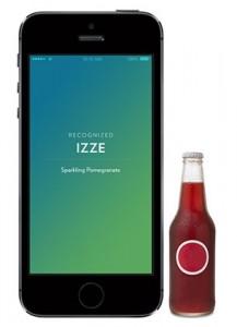 แก้วรู้ว่าเครื่องดื่มที่ใส่คือ-Izze
