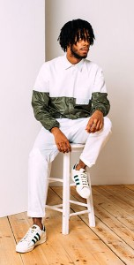 Adidas-Superstar-80s-Vintage-แถบเขียว-ป้ายสีทอง
