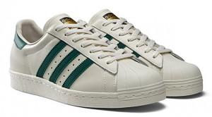 Adidas-Superstar-80s-Vintage-แถบเขียว
