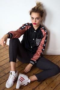 Adidas-Superstar-UP-W-สีขาวแถบแดง