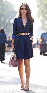 เข็มขัดทอง-เดรสน้ำเงิน-Milan-Fashion-Week-Spring-2014
