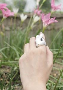 แหวนรูปกระต่าย