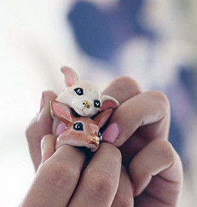 แหวนรูปหมาชิวาวา