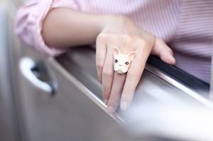 แหวนรูปหมาบลูด็อก