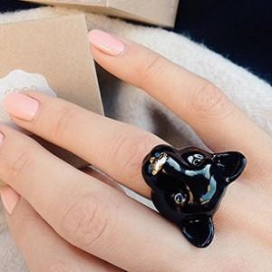 แหวนรูปเสือดำ