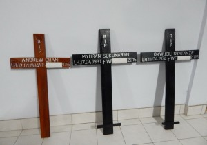 INDONESIA-DRUGS-EXECUTION-DIPLOMACY