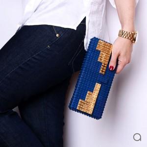 Agabag-กระเป๋าทำจากเลโก้