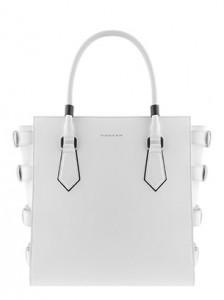 กระเป๋าถือสีขาว-CHARLES-KEITH