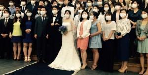 SKOREA-HEALTH-MERS-WEDDING-OFFBEAT