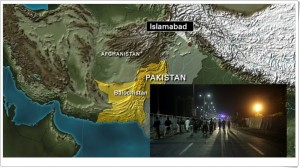 30 dead in Pakistan earthquake